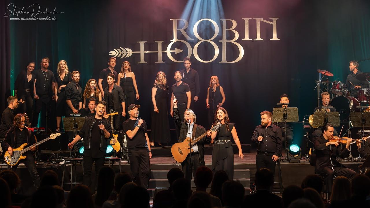 Крис де Бург выпустил новый альбом «The Legend Of Robin Hood». Концепция 27-й ст...