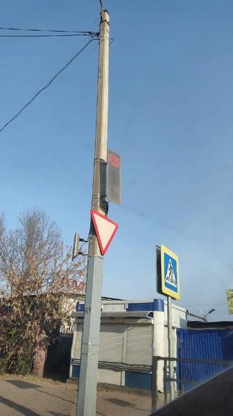 Улан-Удэнцы жалуются на «невидимые» знаки светофоров    Горожане ратуют за повсеместную установку светофоров с козырьками... [читать продолжение]