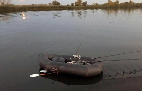 Осталась только лодка на воде: в Самарской области...