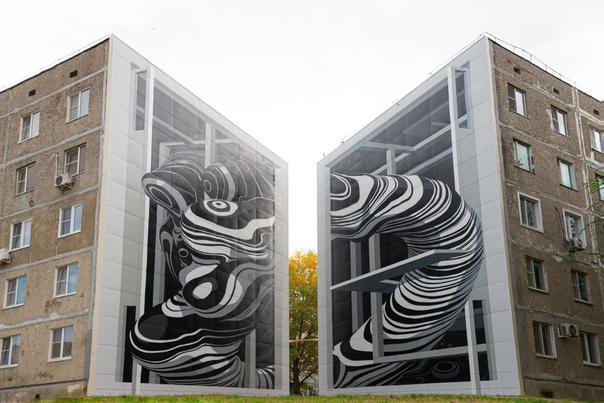 Поселок Солнечнодольск как музей современного иску...