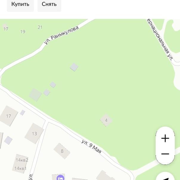 Куплю участок 6-8 соток район раимкулова, 9 мая иж...