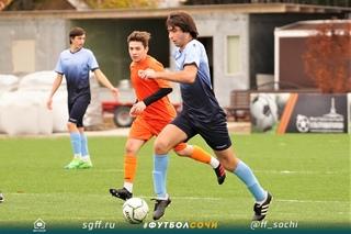 Чемпионат города по футболу 11х11 16 тур