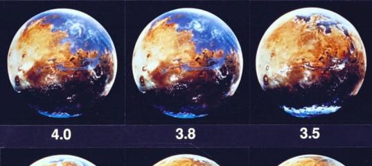 «Больше не фантастика! На Марсе найдены следы жизни» А также доказательство того, что мы их потомки.