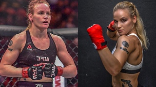 "Valentina Shevchenko ""The Bullet"" UFC HARD TRAINING & CONDITIONING"