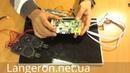 Мультимедийный монитор из матрицы 15.4 и Универсального скалера V59 AV2 - DIY