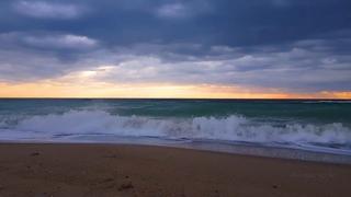 Лечебный шум моря для глубокого сна и расслабления Снятие стресса, звуки моря