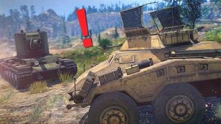 ⭐ Лучший танк: броня или скорость? War Thunder