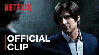 Resident Evil: Infinite Darkness | Leon Clip | Netflix
