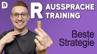 Deutsches R: Super Training | Aussprache üben & verbessern | Deutsch lernen A1 A2 B1 B2 C1