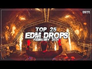 Sick EDM Drops February 2021 [Top 25]    Drops Only    DSTN