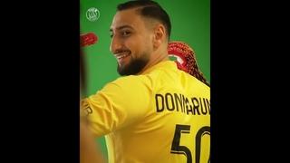 Доннарумма определился с игровым номером в «ПСЖ»