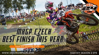 SS24 S2EP8 - MXGP MOTOCROSS CZECH - BEST RESULT OF THE YEAR, AMA, SET UP TOUR, NEW GEAR AND MORE!