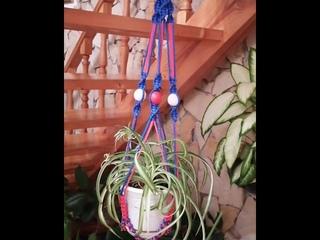 Вязание Макраме Домодедово 🌼Подвесное Кашпо макраме Декор детской Макраме на заказ Купить макраме ↙️